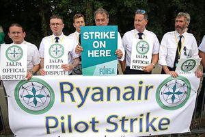 Hàng không châu Âu điêu đứng vì đình công