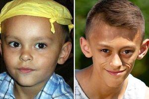 Căn bệnh lạ biến cậu bé 11 tuổi thành ông già 70 tuổi