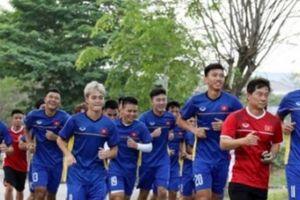BTC ASIAD xin lỗi, nhưng ĐT Olympic Việt Nam vẫn tập... ngoài đường