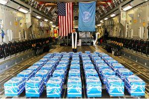 Phương pháp xác định danh tính hài cốt binh sĩ Mỹ 'trở về' từ Triều Tiên