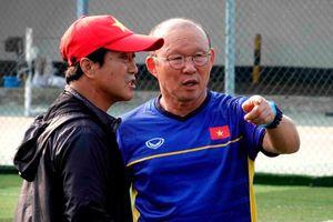Thầy Park muốn Olympic Việt Nam thắng cả 3 trận tại bảng D ASIAD 2018
