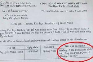 Chủ tịch HĐQT Cty CP Dịch vụ GTVT Quảng Ngãi bị tố dùng bằng giả