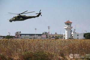 Quân đội Nga bắn hạ 2 máy bay không người lái gần căn cứ Hmeymim