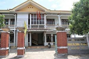 Quảng Trị: Khai trừ Đảng một cán bộ huyện vì sàm sỡ đồng nghiệp nữ tại cơ quan