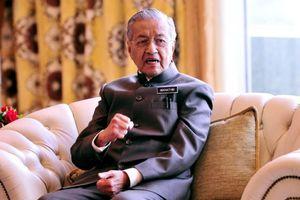 Thủ tướng Malaysia phản đối Trung Quốc kiểm soát Biển Đông