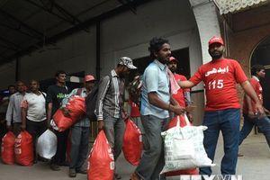 Trước kỳ họp quốc hội, Pakistan trả tự do cho 26 ngư dân Ấn Độ