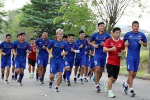 Chủ nhà ASIAD 'chơi xấu', Olympic Việt Nam phải hủy tập