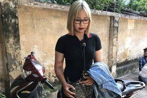 Tiết lộ danh tính 'hot girl' lái xe tông gục cảnh sát cơ động gây xôn xao