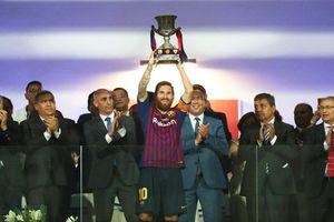 Messi lập nên kỷ lục 'vô tiền khoáng hậu' ở Barca