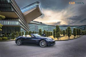 Maserati GranCabrio 2018 Sport giá 17 tỷ vừa ra mắt tại Việt Nam có gì mà khiến cánh mày râu 'mê mệt'?