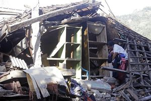 Thiệt hại do động đất ở Indonesia ước tính khoảng 342 triệu USD
