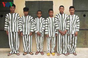 Khởi tố 7 đối tượng cướp tiền của người đi đường tại Gia Lai