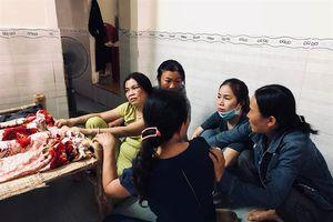 Khám nghiệm tử thi sản phụ ở Quảng Ngãi để tìm nguyên nhân tử vong