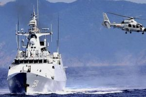 Trung Quốc liên tiếp tập trận hải quân, phô diễn sức mạnh