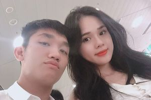 Bạn gái Trọng Đại U23: 'Chúng tôi đang yêu, không quan tâm dư luận'