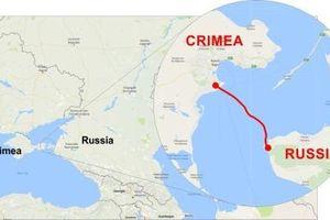 Chiến hạm Mỹ đến Biển Đen, kéo giãn dây cung Crimea-Kaliningrad?