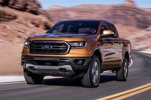 'Soi' chi tiết cấu hình và giá bán của Ford Ranger 2019