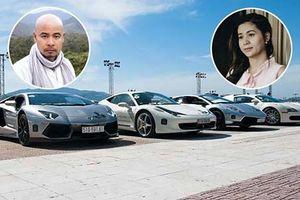 Đặng Lê Nguyên Vũ chia sẻ việc chi trăm tỷ mua siêu xe