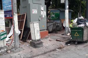 Tiềm ẩn nguy cơ cháy nổ, tắc đường tại ngõ 167 phố Tây Sơn