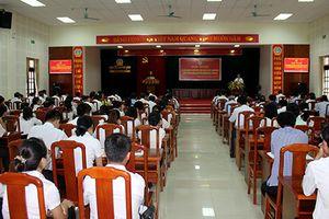 TAND tỉnh Quảng Bình tập huấn nghiệp vụ đợt II