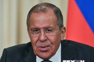 Ngoại trưởng Nga kêu gọi Mỹ tiến hành đàm phán START-3
