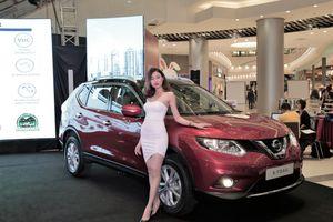 Nissan X-Trail là mẫu xe SUV bán chạy nhất thế giới