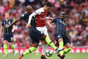 Thi đấu bạc nhược, Arsenal nhận thất bại đau đớn trước Man City