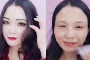 Anh chồng 'chết đứng' khi phát hiện vợ trẻ thực chất là bà cô 50 tuổi