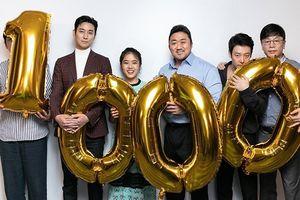 'Thử thách thần chết' trở thành loạt phim đầu tiên của Hàn Quốc có hai bộ phim vượt mốc 10 triệu khán giả