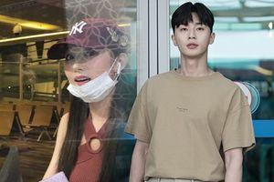 Đi du lịch nghỉ dưỡng cùng nhau tại Phuket, Park Seo Joon và Park Min Young bị netizen Hàn mỉa mai