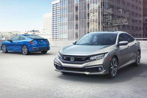 Honda làm mới Civic 2019, thêm bản thể thao