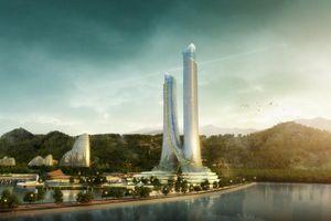Ông chủ dự án tháp 88 tầng ở Vân Đồn từng bị phạt lấn biển Nha Trang