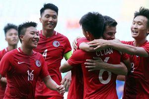 Bất ngờ thua Palestine, Indonesia có thể bị loại từ vòng bảng ASIAD