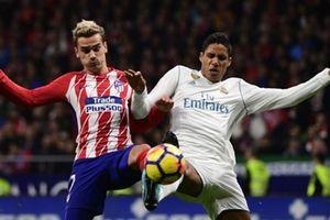 Siêu cúp châu Âu (2 giờ 16.8): Lịch sử đối đầu Real Madrid và Atletico Madrid