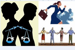 Phụ nữ có quyền bình đẳng trước pháp luật, trong hôn nhân và quan hệ gia đình