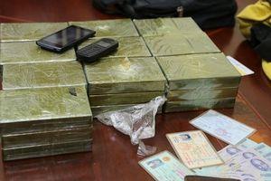 Lạng Sơn: Triệt phá đường dây buôn bán hàng trăm bánh heroin