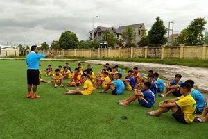 'Cú hích' tuyệt vời cho bóng đá trẻ FLC Thanh Hóa