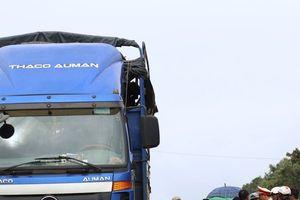 Đắk Lắk: Đâm vào đuôi xe tải, người đàn ông tử vong thương tâm