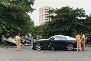 Chủ nhân Rolls-Royce vừa bị tai nạn được bảo hiểm chi trả thế nào?
