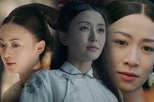 Xem phim 'Diên Hi công lược' tập 40: Ngụy Anh Lạc 'chết đứng' trước thi thể của Hoàng hậu, Nhàn Phi cười đắc ý