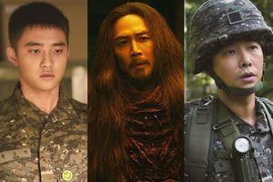 Đánh giá trái chiều về 'Thử thách thần chết 2': D.O (EXO) - Kim Dong Wook được khen ngợi, sao hạng A bị chê tơi tả