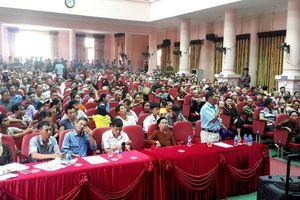 Người dân Đông Kỳ (Hải Dương) phản đối xây dựng nhà máy xử lý rác