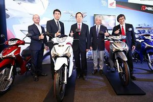 Xe máy Honda Wave 125i mới 'chốt giá' 38,4 triệu đồng