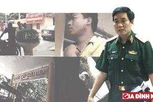 Lãnh đạo Bệnh viện quân y 103 phủ nhận 'bảo kê' xe cứu thương, nhận lỗi an ninh chưa tốt