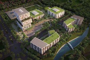 Khỏi cần đi du học, ngay tại Việt Nam cũng có những tổ hợp đại học đẹp như châu Âu