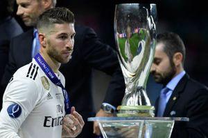 Ramos trầm ngâm, Marcelo tháo huy chương về nhì sau thất bại