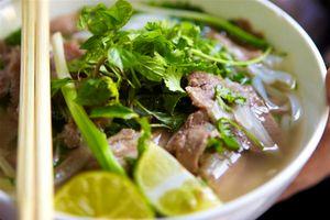 Phở sông Hậu vào top trải nghiệm ẩm thực tuyệt nhất thế giới