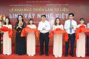 Khơi dậy hình tượng Nghê - linh vật đặc trưng trong văn hóa Việt Nam...