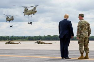 716 tỷ USD được Quân đội Mỹ sử dụng như thế nào?