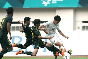'Khó có thể nói trước về trận đấu giữa Olympic Việt Nam và Nhật Bản'